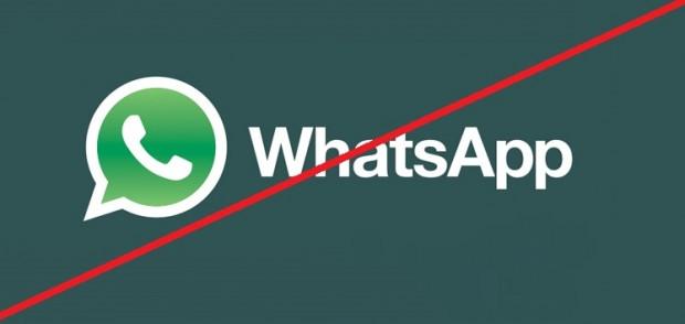 Whatsapp'tan 24 saat erişim engeli - Page 1