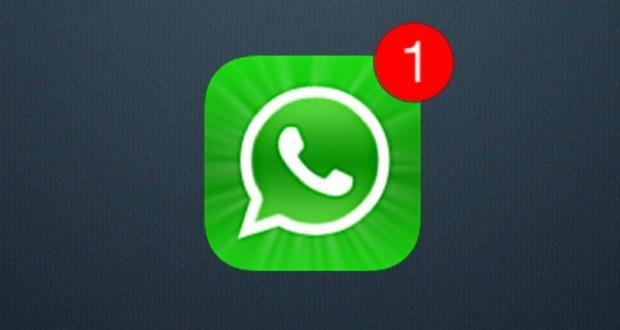 WhatsApp'tan uyarı! - Page 1