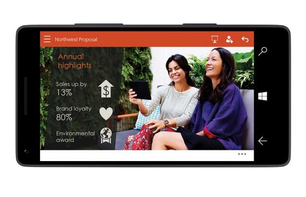 Windows 10 ile telefonlara gelecek yenilikler - Page 3