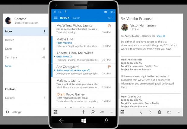 Yeni Windows 10 arayüzleri - Page 1