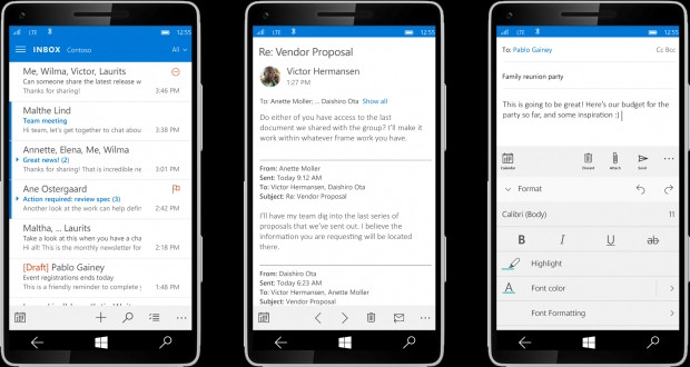 Yeni Windows 10 arayüzleri - Page 2