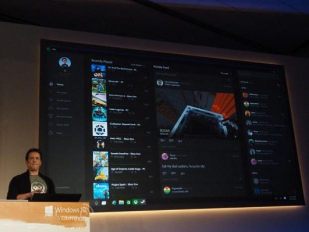 Windows 10'da Xbox uygulaması duyuruldu! - Page 1