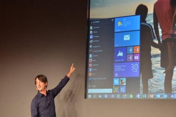 Windows 10'un tüm detayları! - Page 2