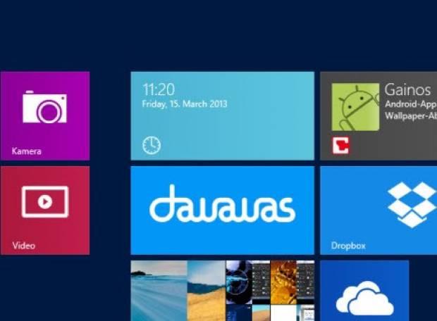 Windows 8 sorunları ve çözümler - Page 1