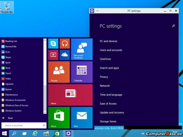 Windows 9 ekran görüntüleri sızdı! - Page 3