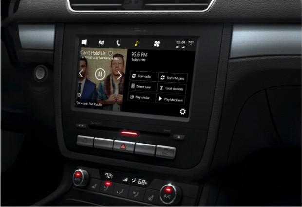 Windows artık otomobillerin içinde - Page 1