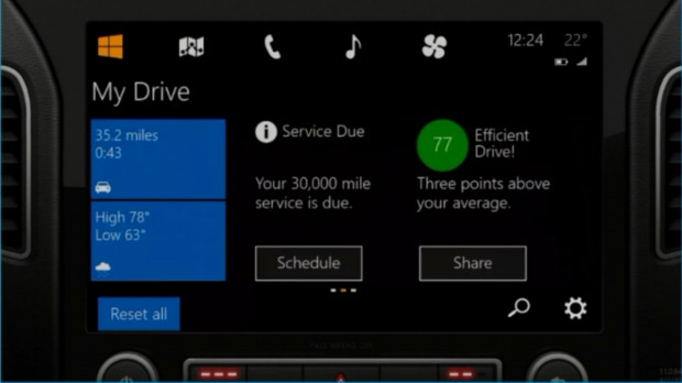 Windows artık otomobillerin içinde - Page 3