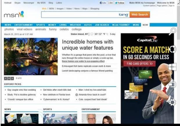 Windows Blue ekran görüntüleri - Page 4