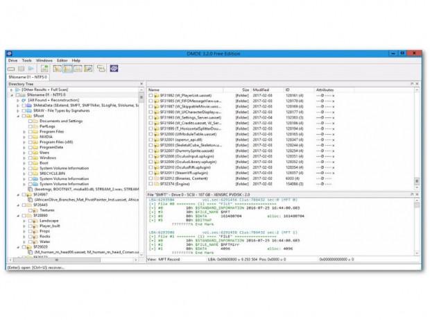 Windows için 10 ücretsiz veri kurtarma programı - Page 2