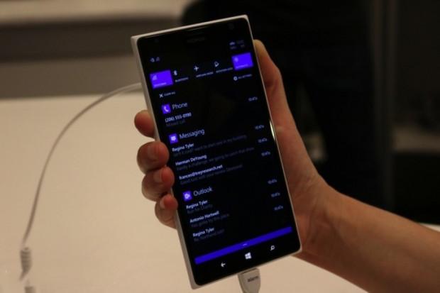 Windows Phone 8.1 ekran görüntüleri - Page 1