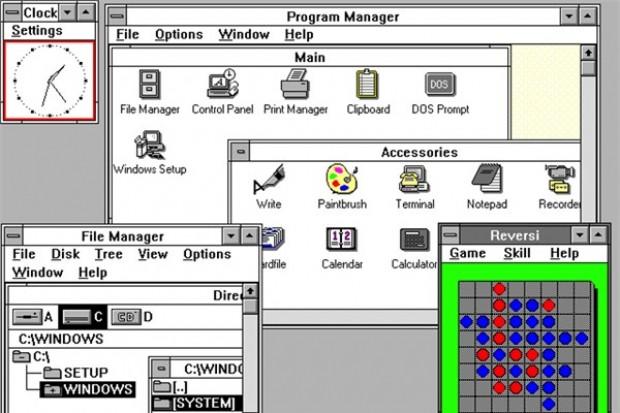 Windows'un 30 yıllık evrimi - Page 2