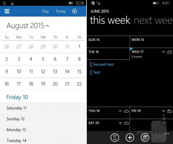 Windows'un 8.1 ve Windows 10 ekran karşılaştırması - Page 4