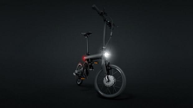 Xiaomi ilk akıllı bisikleti Mi Qicycle - Page 1