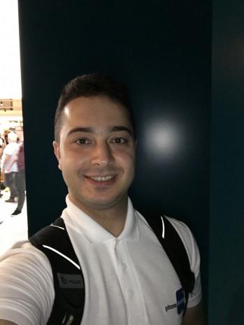 Xperia XZ, iPhone 6s Plus ve Galaxy S7 Edge Selfie karşılaştırma - Page 1