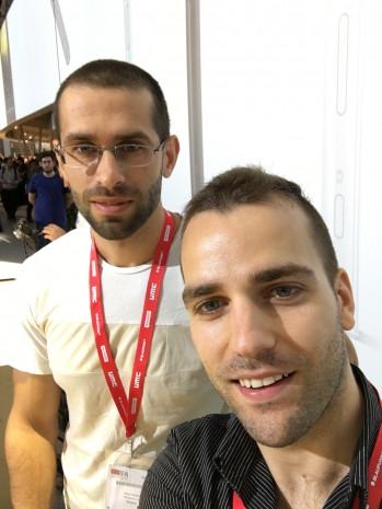 Xperia XZ, iPhone 6s Plus ve Galaxy S7 Edge Selfie karşılaştırma - Page 4
