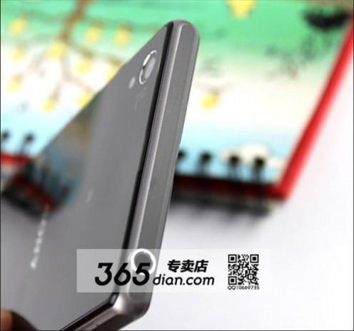 Xperia Z1'in sızan görüntüleri - Page 3