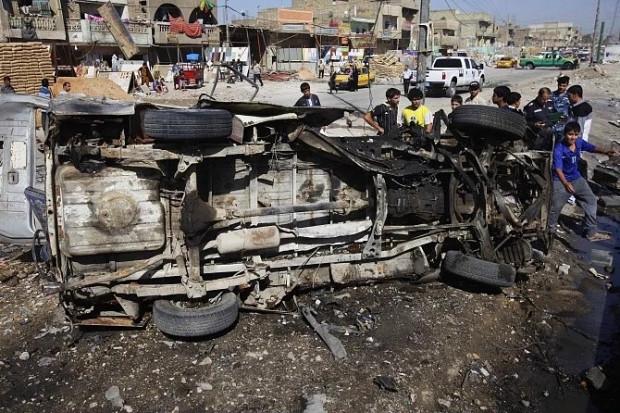 Yakın tarihin en vahşi 10 terörist saldırısı - Page 4