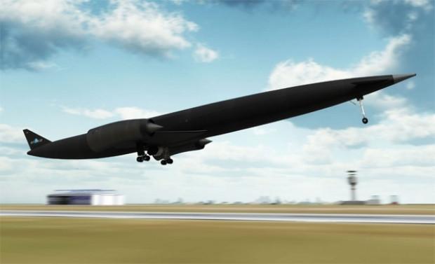 Yakında bütün uçaklar uzaya gidebilecek! - Page 2