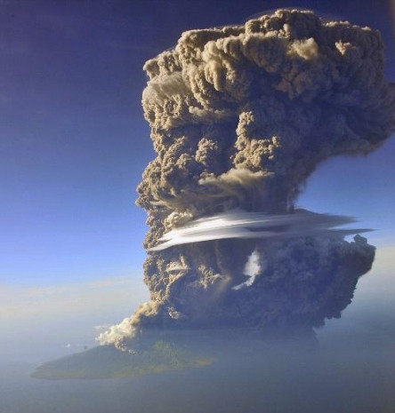 Yanardağ patlaması canlı canlı görüntülendi! - Page 4