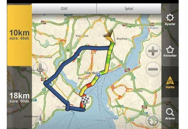 Yandex Navigasyon kullananlar dikkat - Page 2