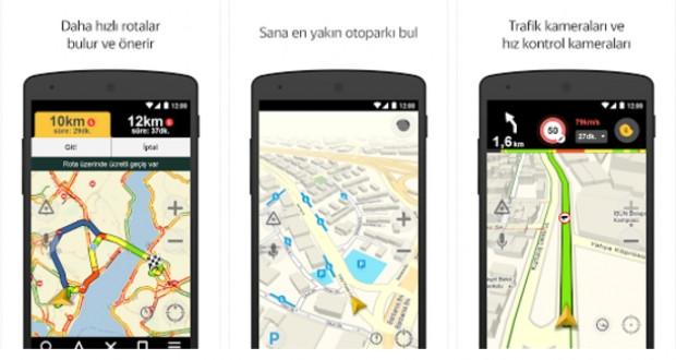 Yandex Navigasyon kullananlar dikkat - Page 4