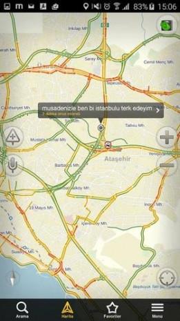 Yandex Navigasyon'a bırakılmış en komik trafik yorumları - Page 2