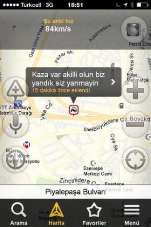 Yandex Navigasyon'a bırakılmış en komik trafik yorumları - Page 3
