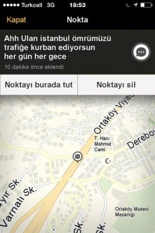 Yandex Navigasyon'a bırakılmış en komik trafik yorumları - Page 4