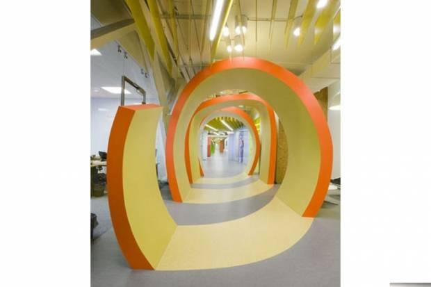 Yandex'den sıradışı ofis ! - Page 1