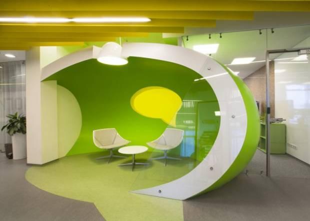 Yandex'in sıradışı ofislerini gördünüz mü ? - Page 2