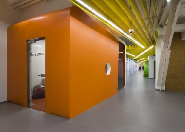 Yandex'in sıradışı ofislerini gördünüz mü ? - Page 3