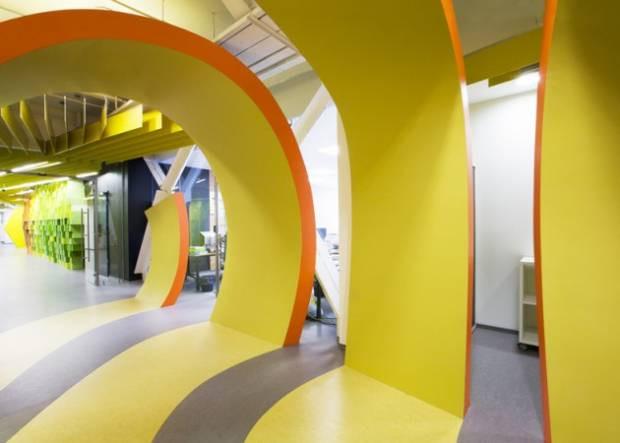Yandex'in sıradışı ofislerini gördünüz mü ? - Page 4
