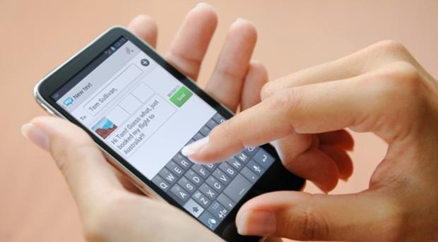 Yanlışlıkla SMS atmak tarihe karışıyor - Page 1