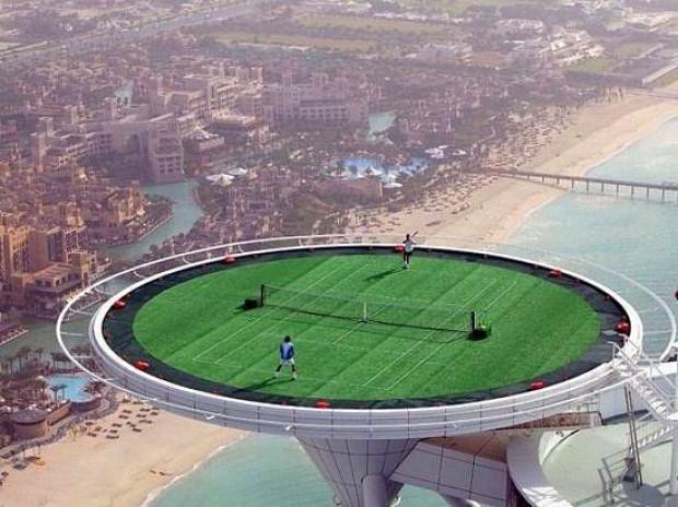 Yanlızca Dubai'de karşılaşabileceğiniz 22 manzara - Page 1