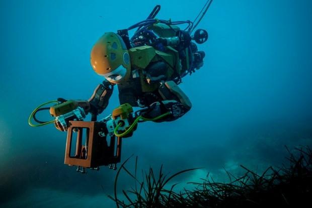 Yapay zekalı dalgıç robot Ocean One - Page 3