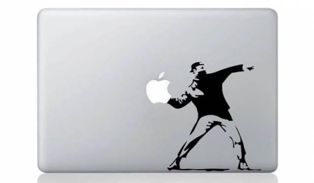 Yaratıcı MacBook etiketleri - Page 1