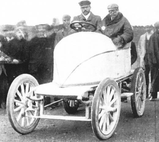 Yarış arabaların da nostalji turu atmak ister misini? - Page 3