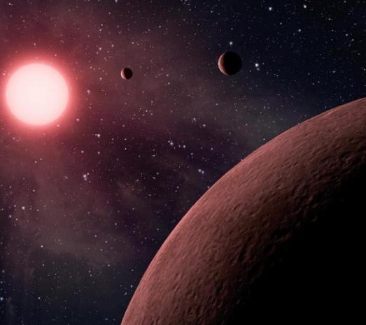 Yaşam ihtimali olan 10 yeni gezegen bulundu - Page 3