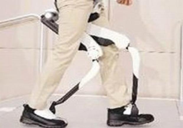 Yaşlılar için robot yürütgeç - Page 1