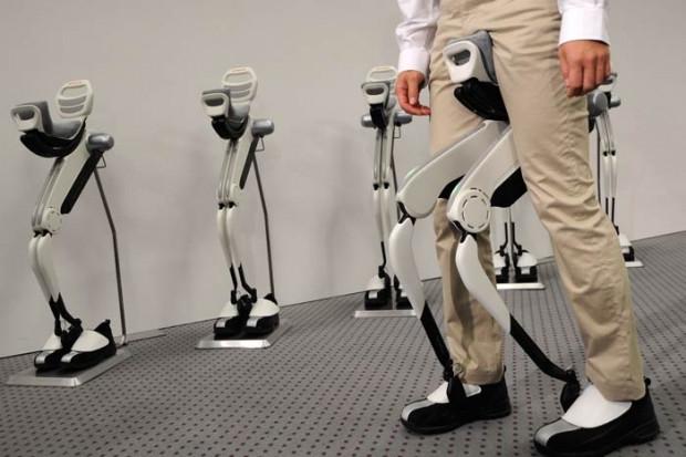 Yaşlılar için robot yürütgeç - Page 2
