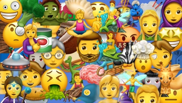 Yaz aylarında kullanıma girmesi beklenen yeni emoji'ler - Page 2