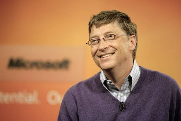 Yazılım dünyasının efsane ismi Bill Gates, servetini nereye harcayacagını açıkladı - Page 4
