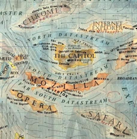 Yazılım ve donanım şirketlerinden dünya haritası! - Page 4