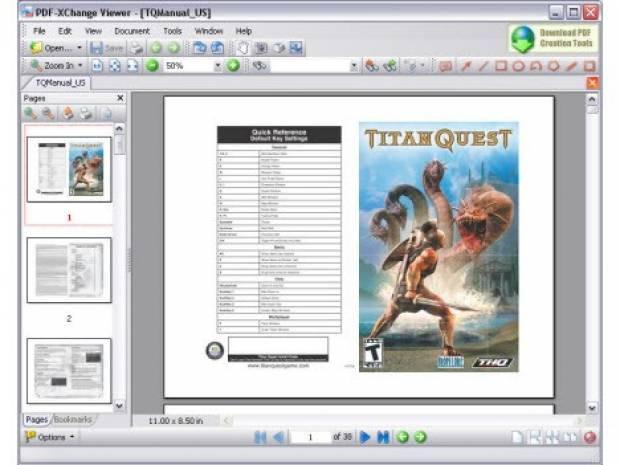Найти все Графика и дизайн программы. PDF-XChange Viewer описание для прог