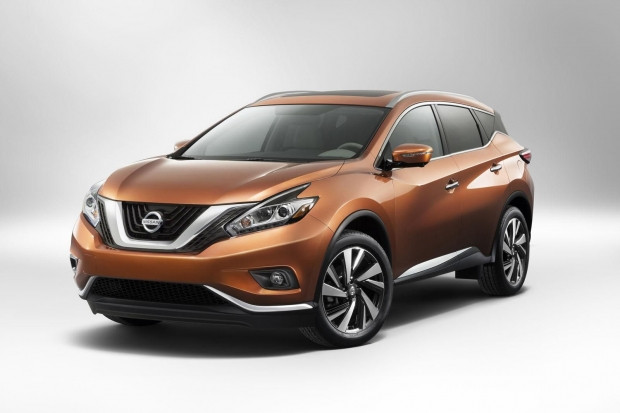 Yeni 2015 Nissan Murano - Page 1