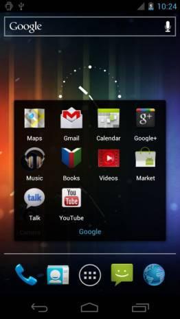 Yeni Android'in görüntüleri sızdı - Page 4