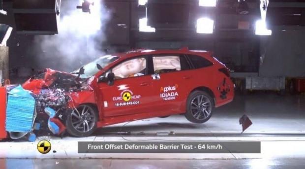 Yeni Araç Değerlendirme Programı Euro NCAP sonuçları açıkladı - Page 3