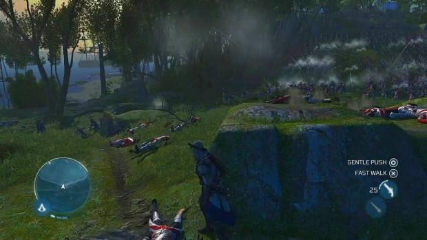 Yeni Assassin's Creed 3 görüntüleri! -GALERİ - Page 1