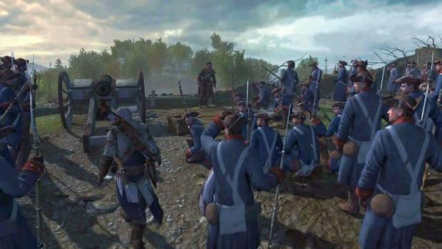 Yeni Assassin's Creed 3 görüntüleri! -GALERİ - Page 3
