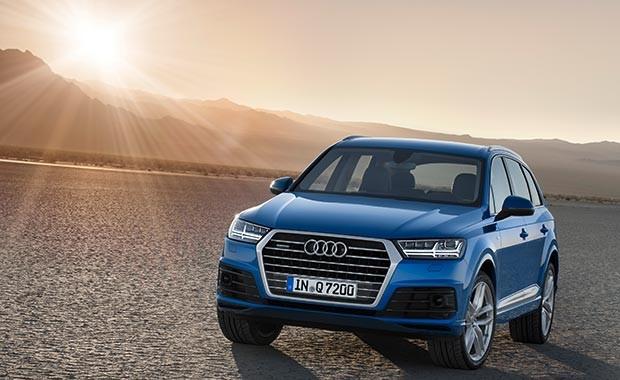 Yeni Audi Q7, çok güçlü! - Page 1